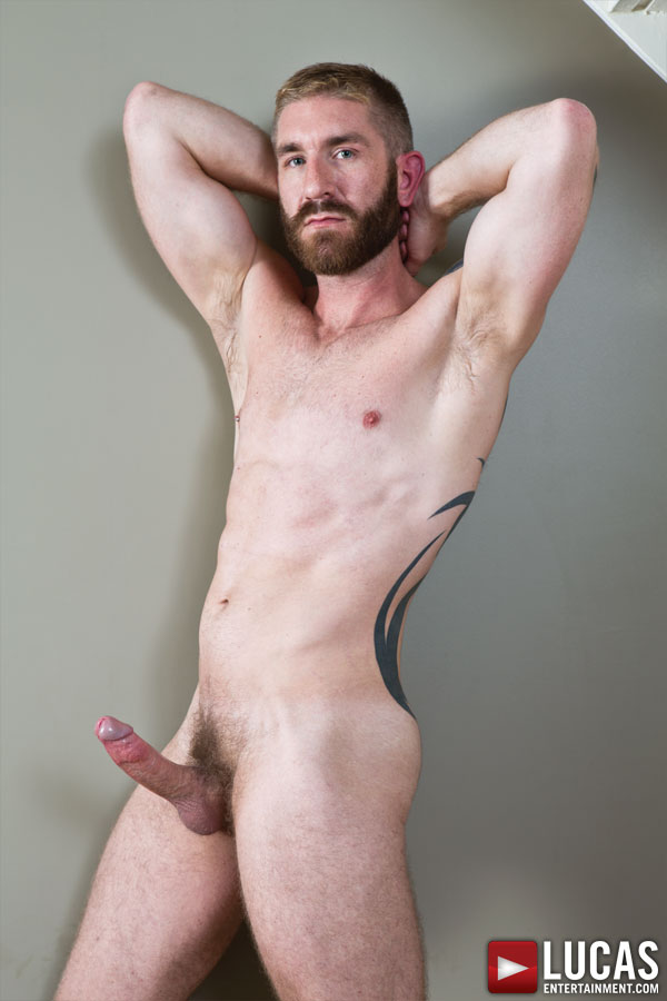 Geoffrey Paine - Gay Model - Lucas Entertainment