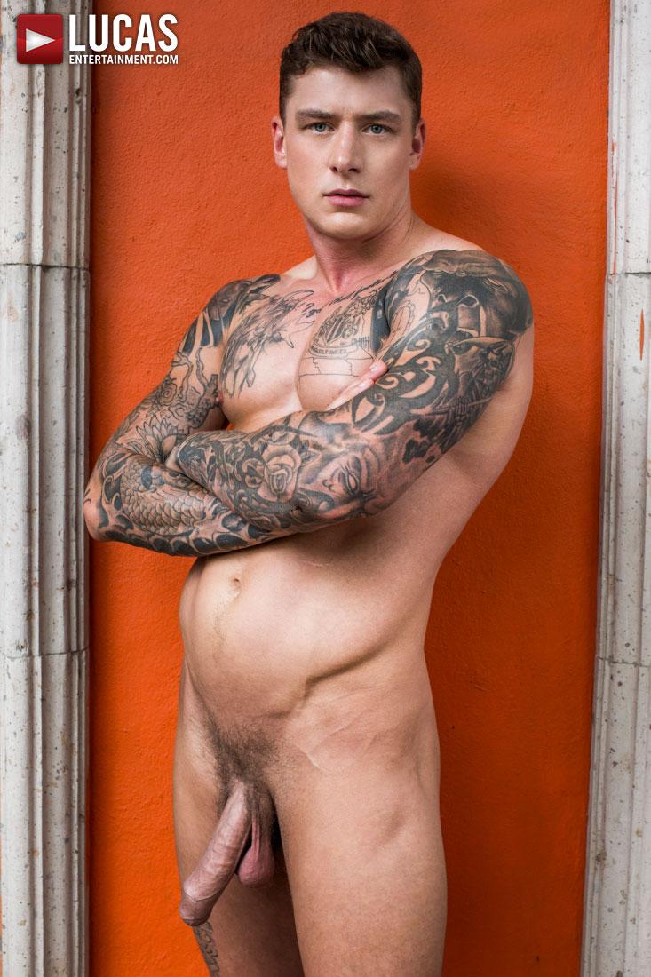 Geordie Jackson - Gay Model - Lucas Entertainment