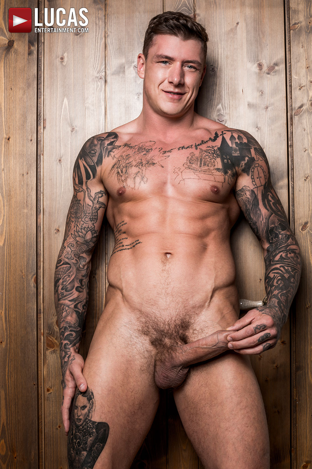 Geordie Jackson - Gay Model - Lucas Entertainment