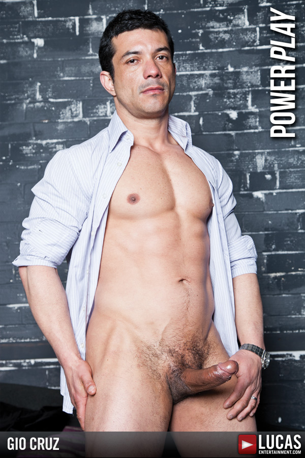 Gio Cruz - Gay Model - Lucas Entertainment