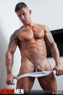 Goran - Gay Model - Lucas Entertainment