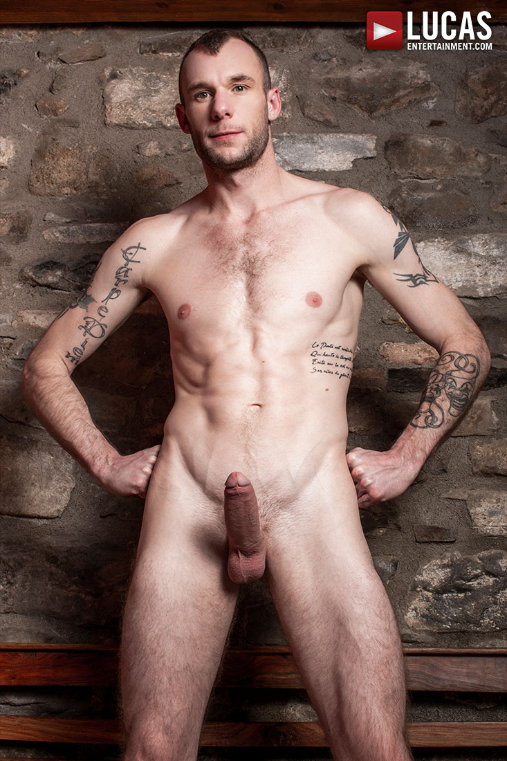 Guillaume Wayne - Gay Model - Lucas Entertainment