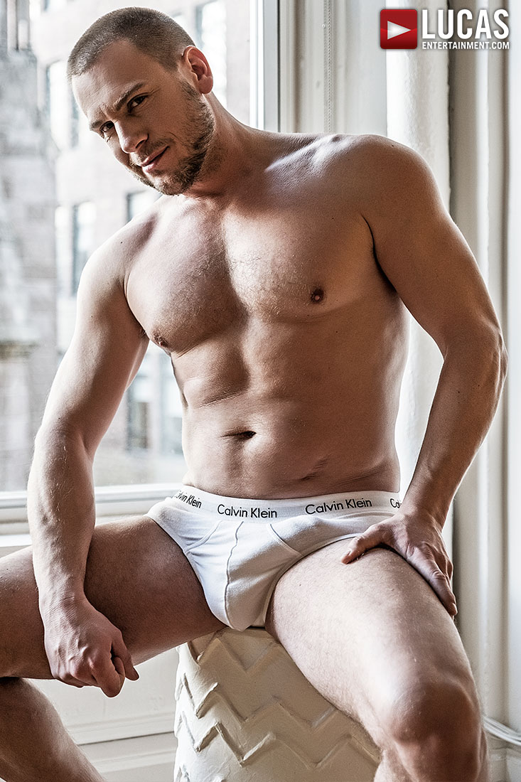 Hans Berlin - Gay Model - Lucas Entertainment