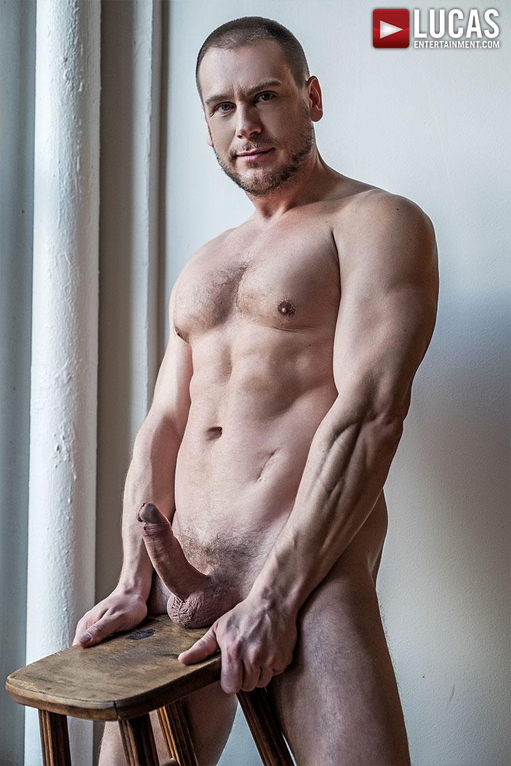 Hans Berlin - Gay Model - Lucas Entertainment