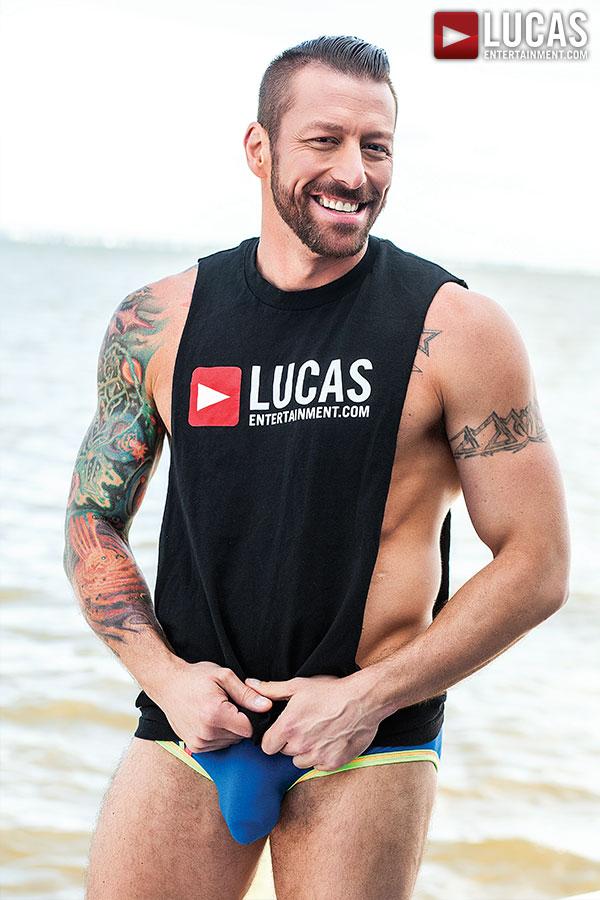 Hugh Hunter - Gay Model - Lucas Entertainment