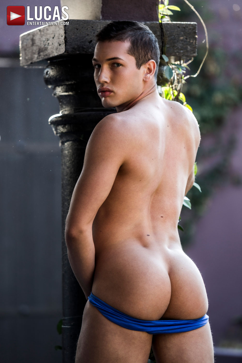 Hunter Smith - Gay Model - Lucas Entertainment
