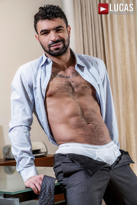 Ian Greene - Gay Model - Lucas Entertainment