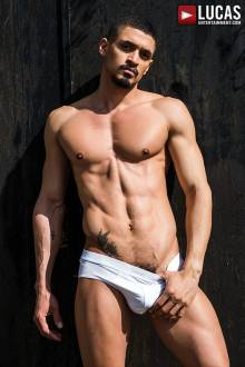 Ibrahim Moreno - Gay Model - Lucas Entertainment