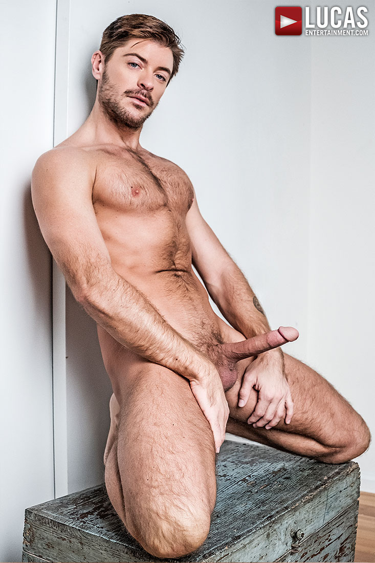 Jack Andy - Gay Model - Lucas Entertainment