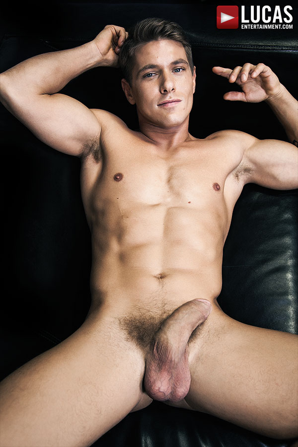Jack Styles  - Gay Model - Lucas Entertainment