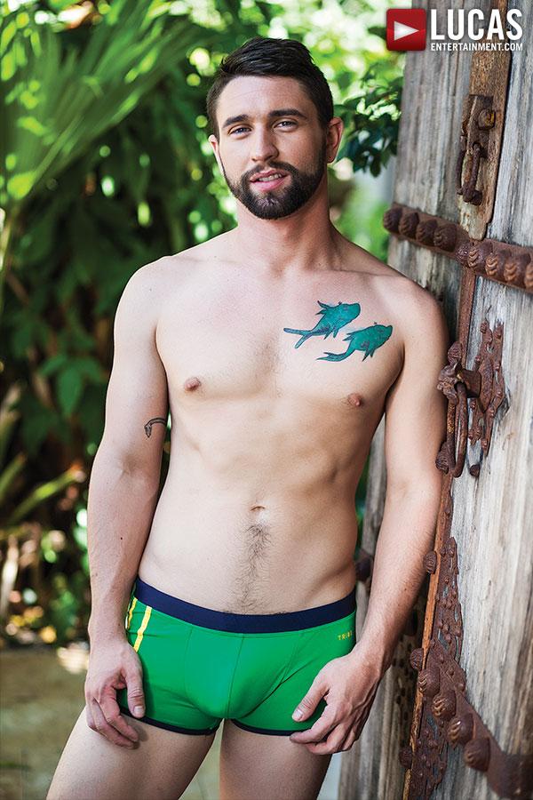 Jackson Fillmore - Gay Model - Lucas Entertainment
