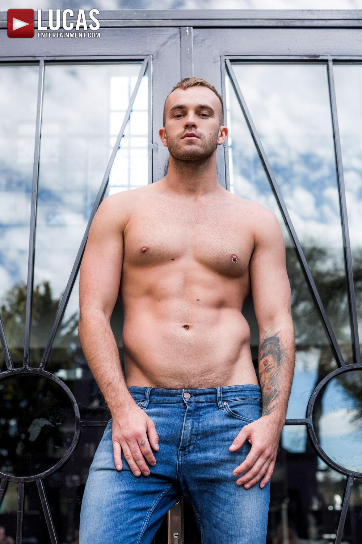 Jackson Radiz - Gay Model - Lucas Entertainment
