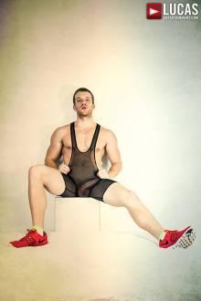 Jake Andrews - Gay Model - Lucas Entertainment