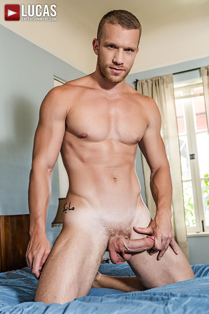 Jake Andrews - Gay Model - Lucas Entertainment