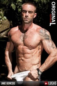 Jake Genesis - Gay Model - Lucas Entertainment