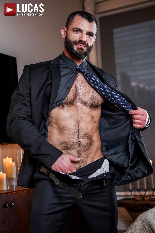 Jake Morgan - Gay Model - Lucas Entertainment