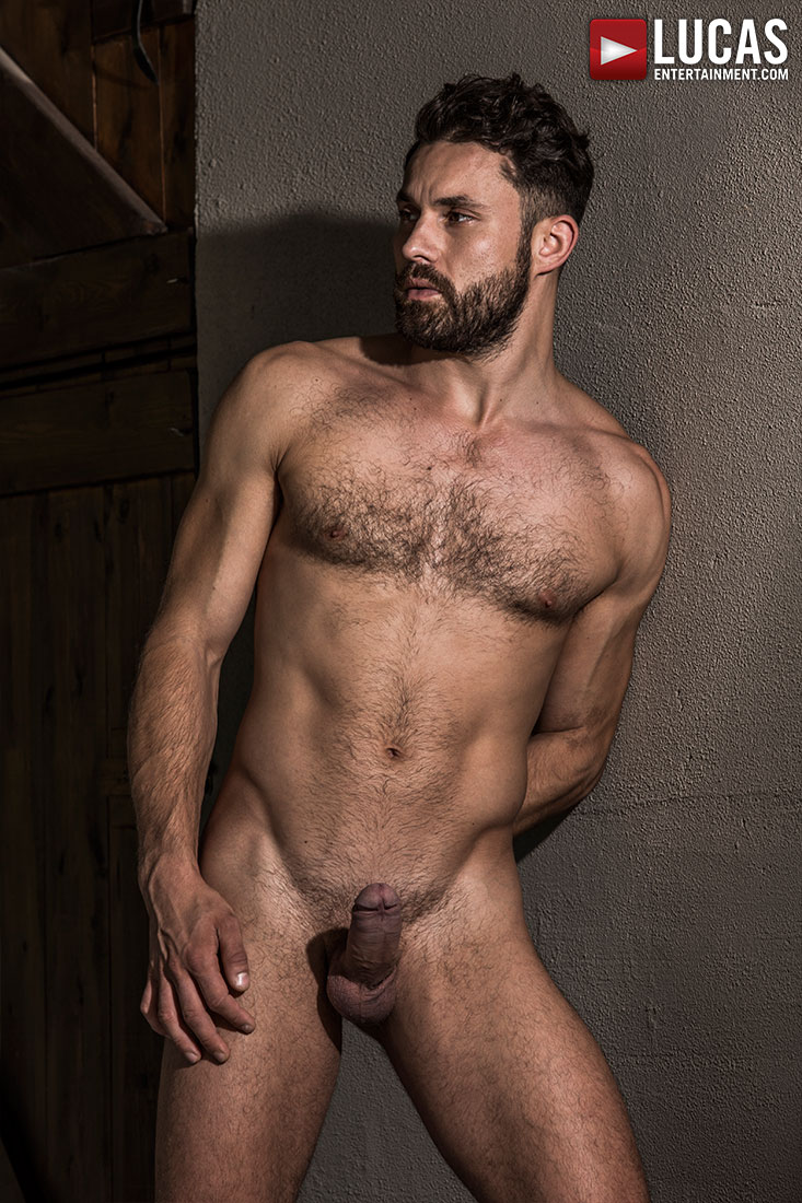 James Castle - Gay Model - Lucas Entertainment