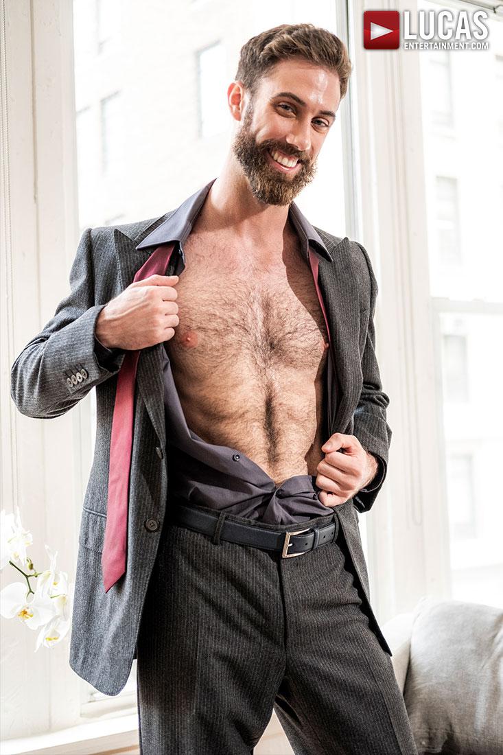 Jason Cox - Gay Model - Lucas Entertainment