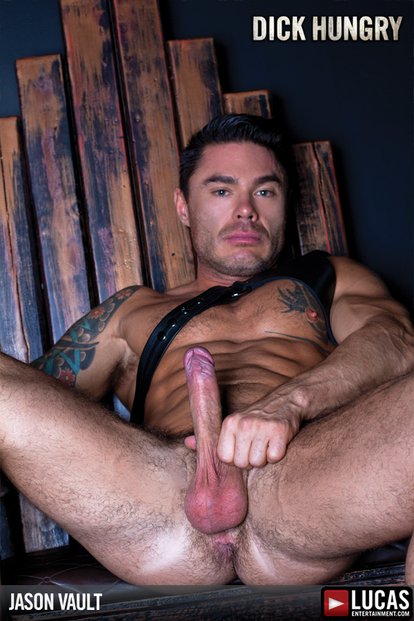 Jason Vault - Gay Model - Lucas Entertainment