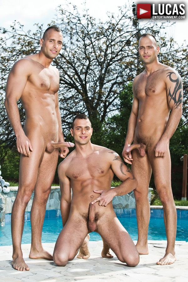 Jason Visconti - Gay Model - Lucas Entertainment