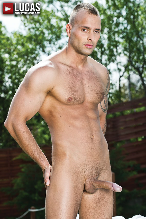 Jason Visconti - Gay Model - Lucas Entertainment