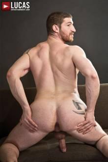 Jeff Stronger - Gay Model - Lucas Entertainment
