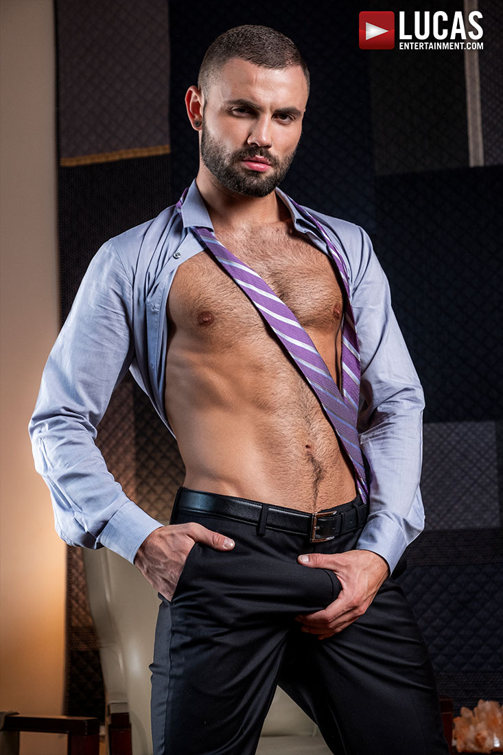 Jeffrey Lloyd - Gay Model - Lucas Entertainment