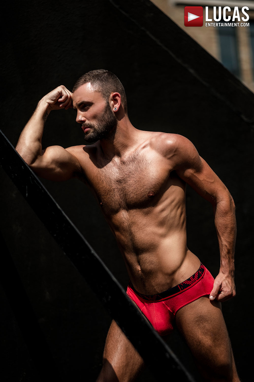 Jeffrey Lloyd - Gay Model - Lucas Entertainment
