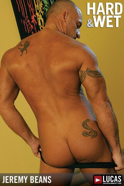 Jeremy Beans - Gay Model - Lucas Entertainment