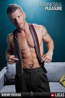 Jeremy Stevens - Gay Model - Lucas Entertainment