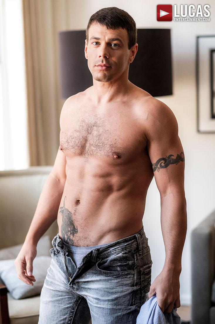 Jesse Santana - Gay Model - Lucas Entertainment