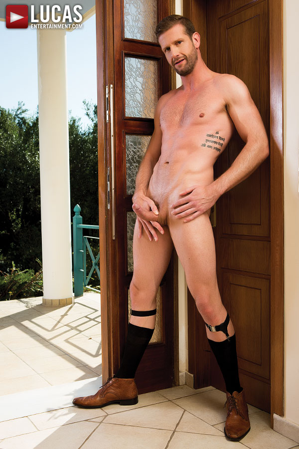 Jesse Vos - Gay Model - Lucas Entertainment