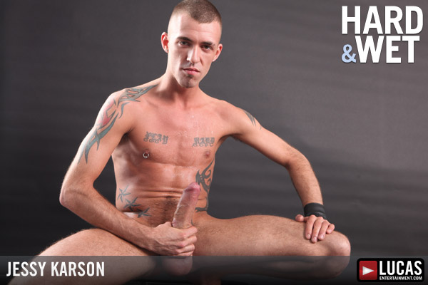 Jessy Karson - Gay Model - Lucas Entertainment