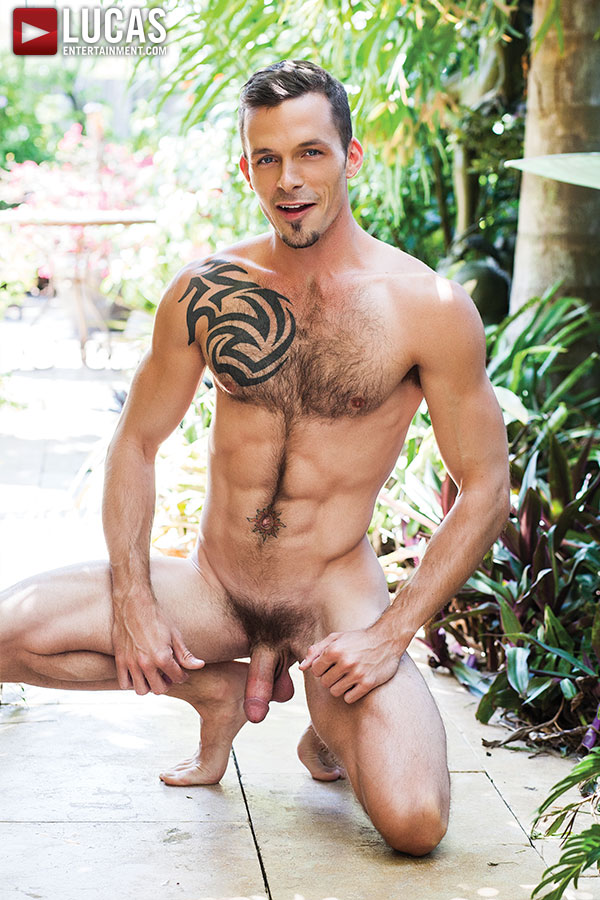 Jimmie Slater - Gay Model - Lucas Entertainment