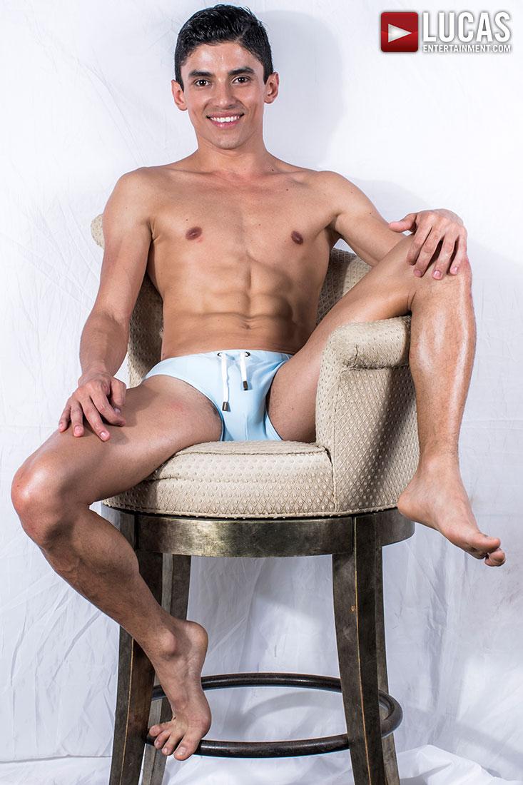 Joaquin Santana - Gay Model - Lucas Entertainment