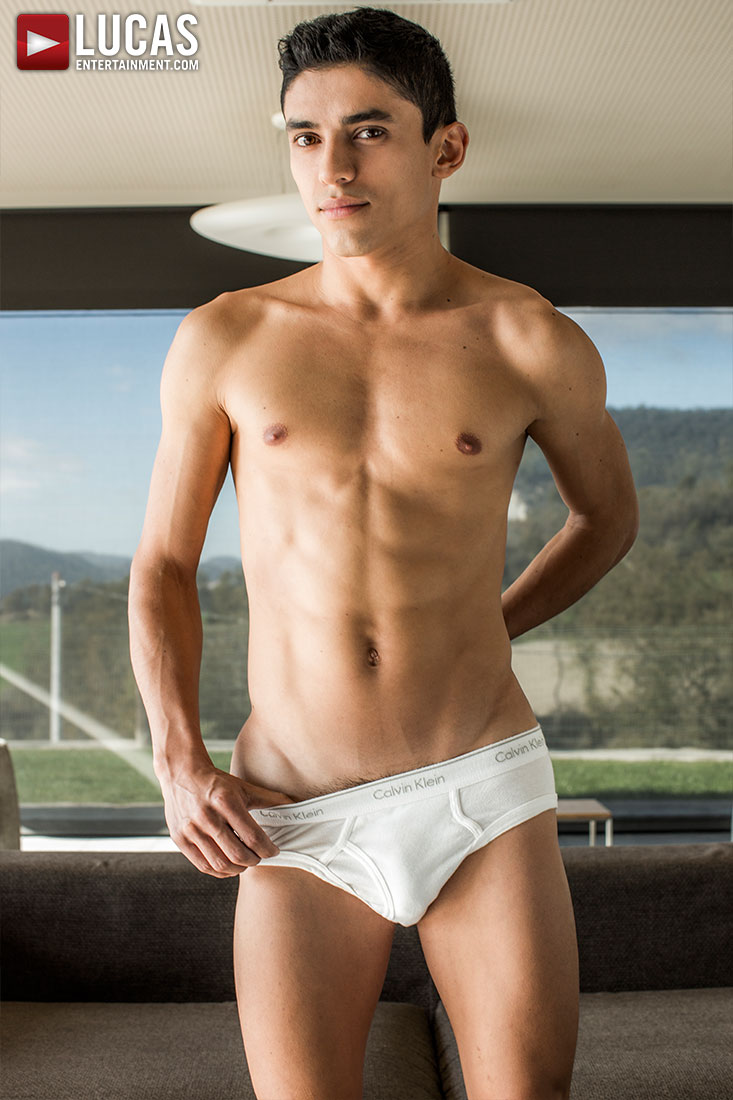 Joaquin Santana - Gay Model - Lucas Entertainment