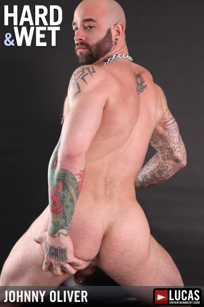Johnny Oliver - Gay Model - Lucas Entertainment