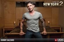 Johnny Hazzard - Gay Model - Lucas Entertainment