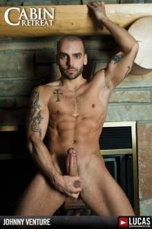 Johnny Venture - Gay Model - Lucas Entertainment