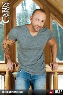 Jordano Santoro - Gay Model - Lucas Entertainment