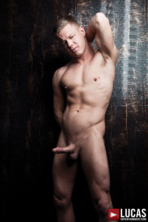 Joseph Rough - Gay Model - Lucas Entertainment