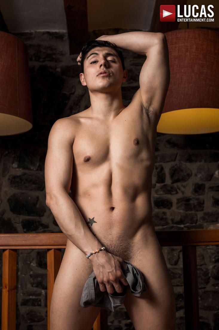 Ken Summers - Gay Model - Lucas Entertainment