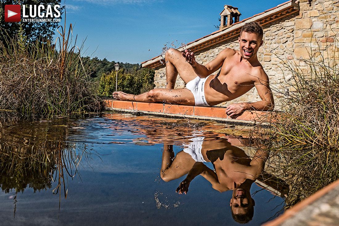 Klim Gromov - Gay Model - Lucas Entertainment