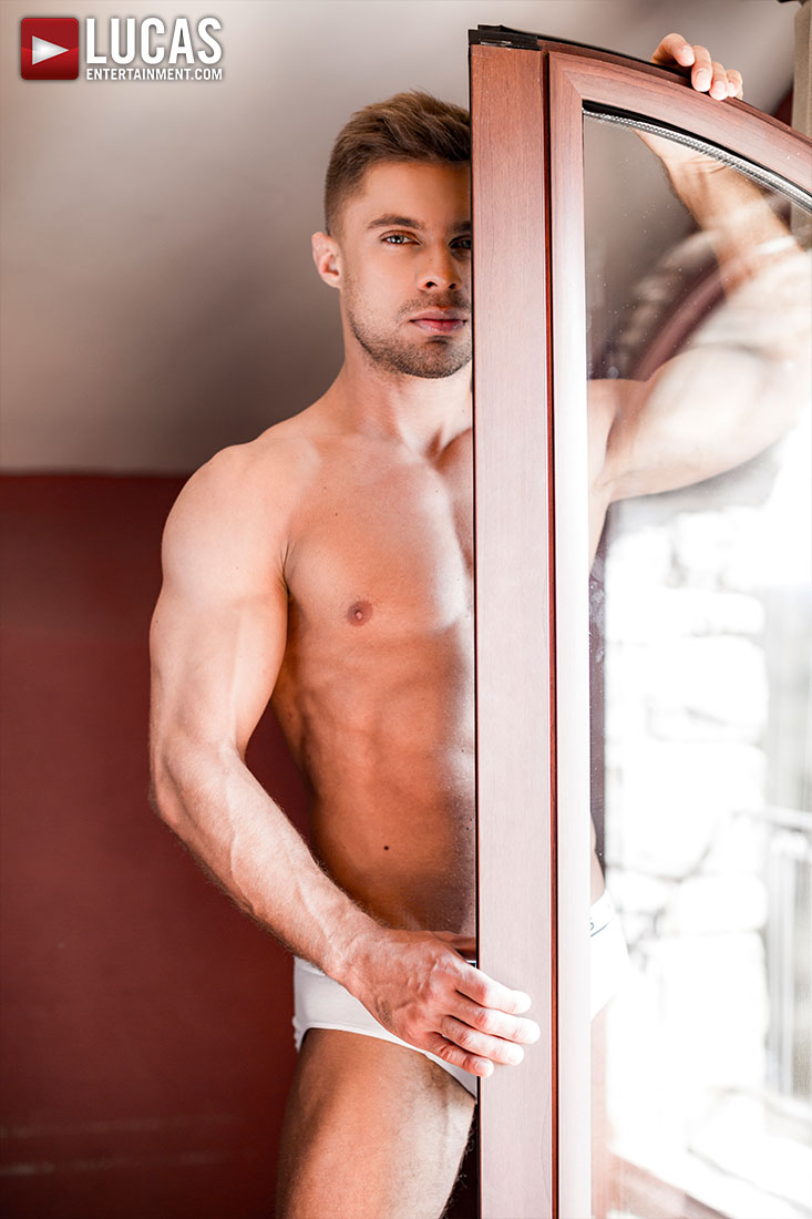 Klim Gromov - Gay Model - Lucas Entertainment