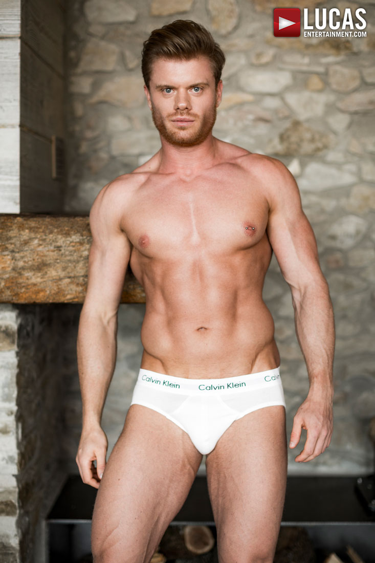 Konrad Cummings - Gay Model - Lucas Entertainment
