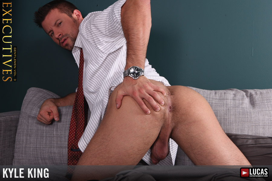 Kyle King - Gay Model - Lucas Entertainment