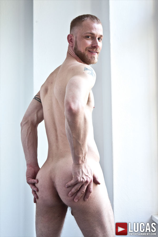 Lars Svenson - Gay Model - Lucas Entertainment