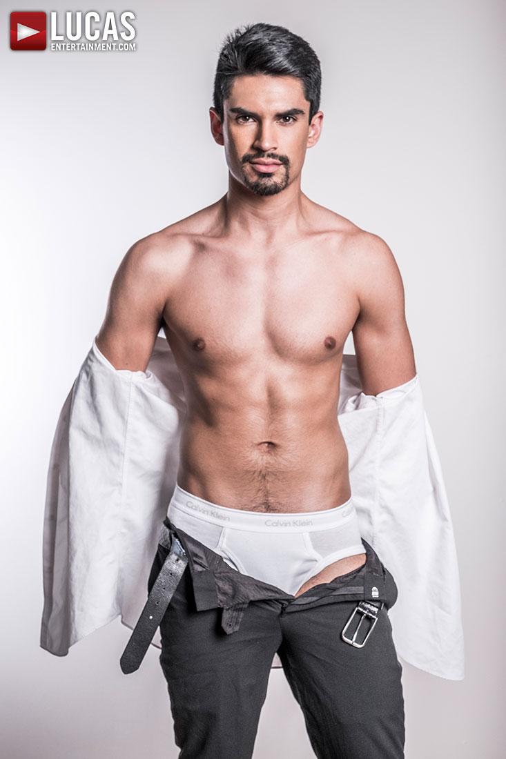 Lee Santino - Gay Model - Lucas Entertainment