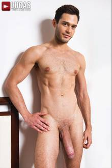 Leo Alexander - Gay Model - Lucas Entertainment