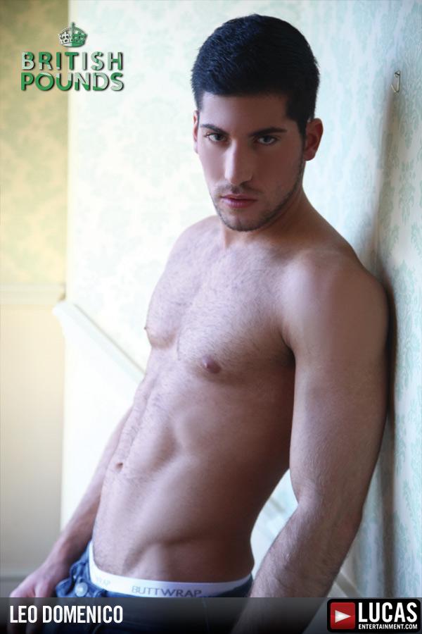 Leo Domenico - Gay Model - Lucas Entertainment